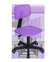 Silla secretarial Small IWC violeta