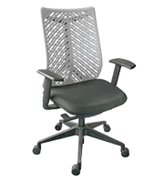 Sillón Premium ejecutivo Soria gris