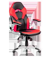 Sillón Premium Gamer Brandon Rojo