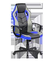 Sillon gamer Jasper azul