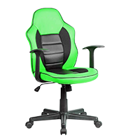 Sillon Estandar gamer Kite verde