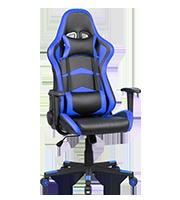 Sillon gamer Marana azul