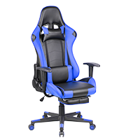 Sillon gamer Omega Azul