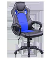 Sillon gamer Stone azul