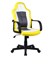 Sillon gamer Tacna amarillo